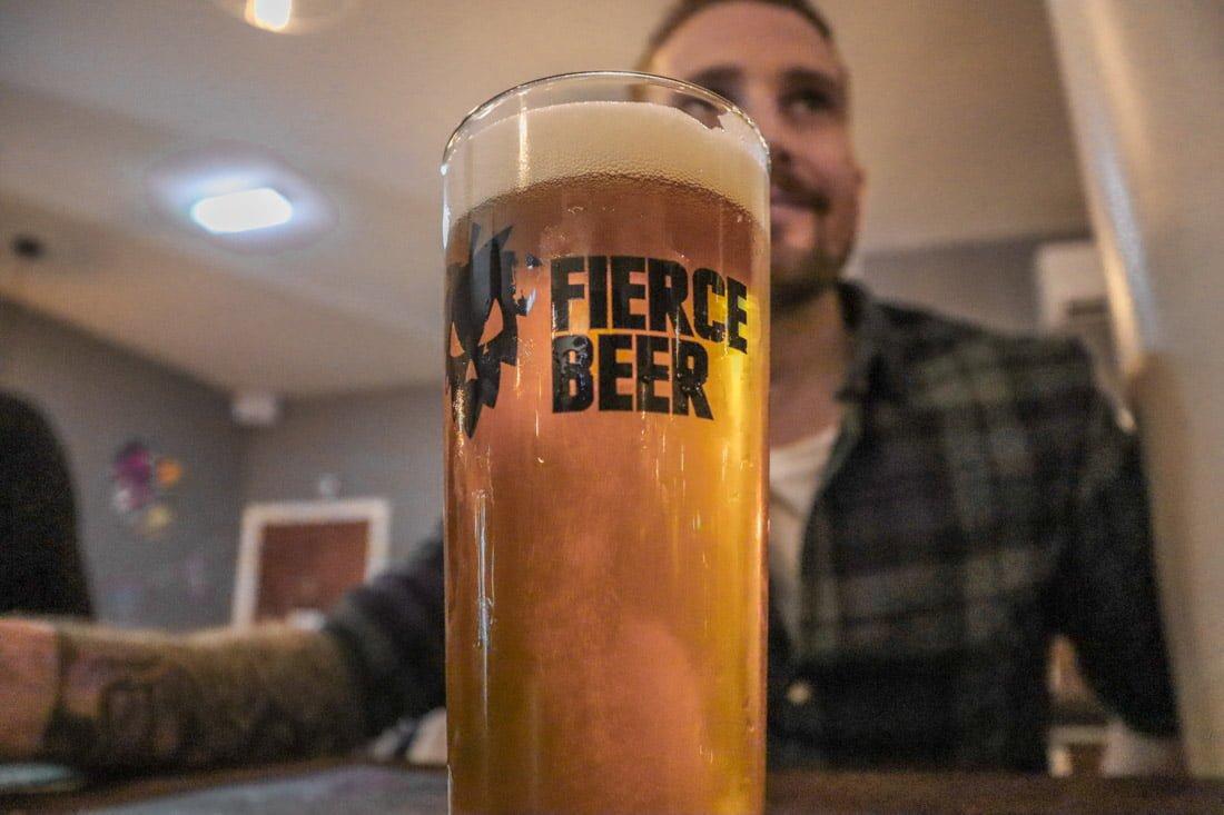 Fierce Beer Aberdeen