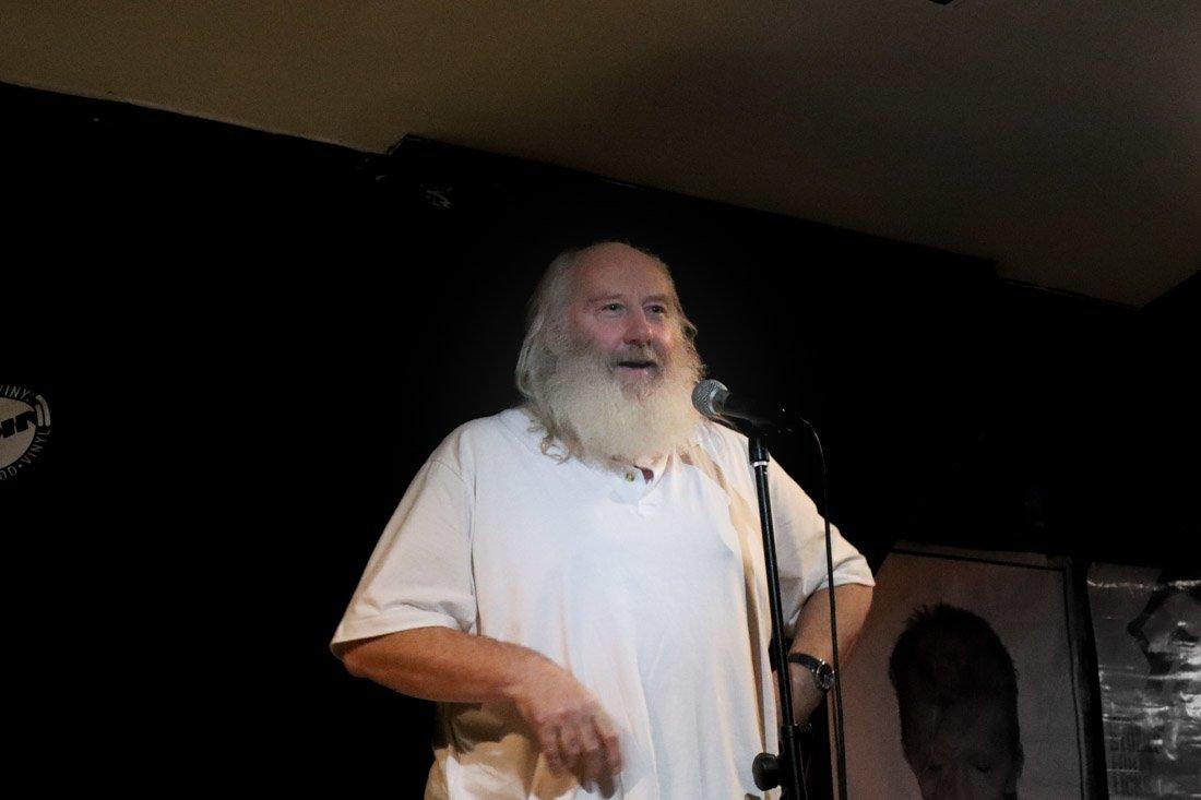 Graham Mackie Aberdeen Comedy Festival
