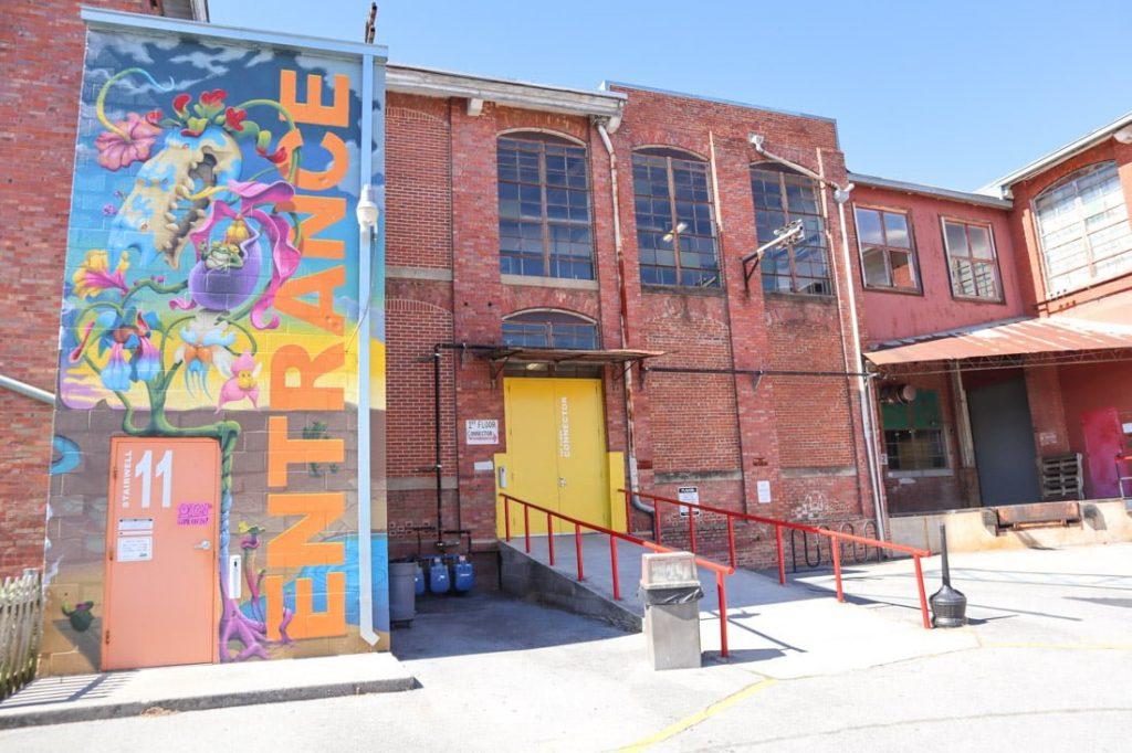 Lowe Mill Art Huntsville