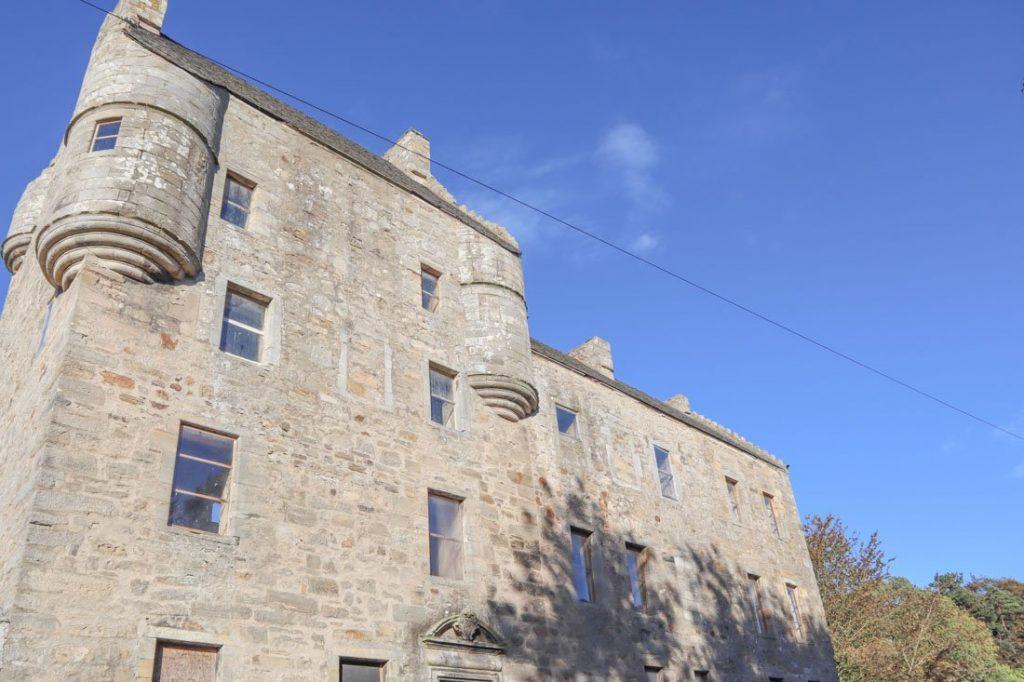 Midhope Castle Lallybroch Outlander Scotland