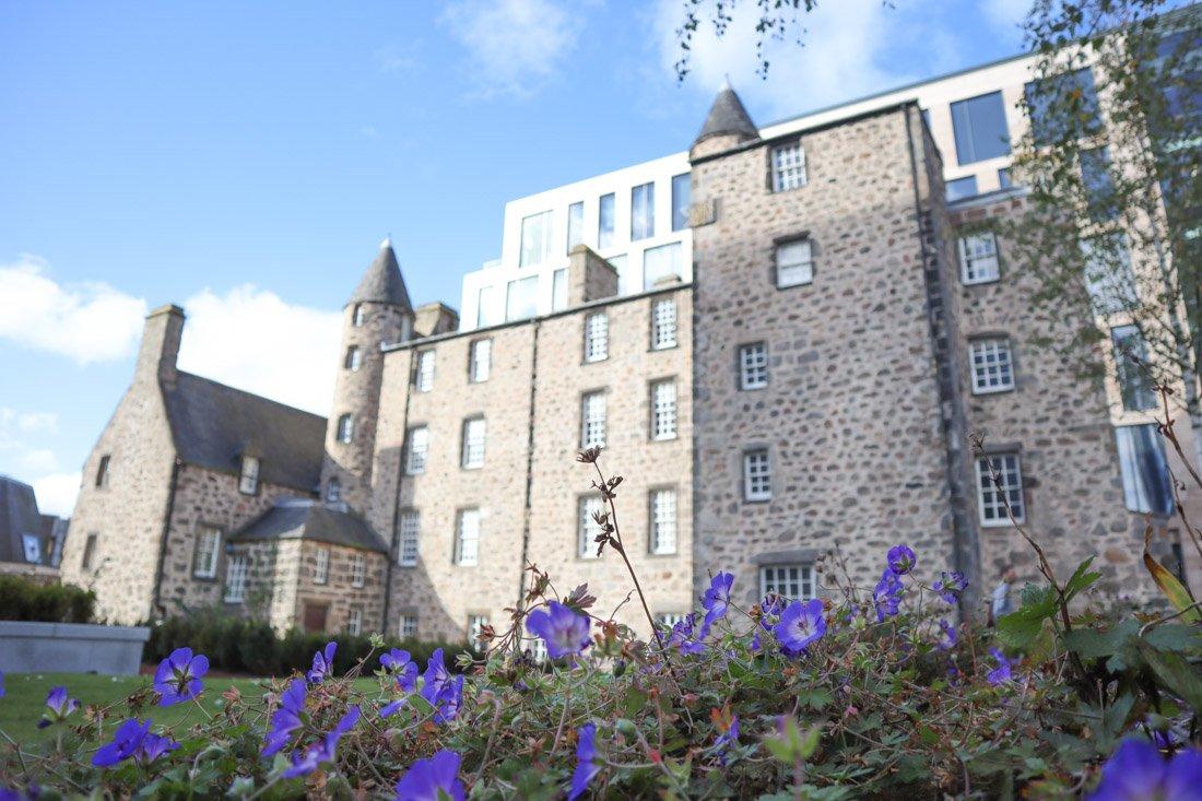 Oldest Building in Aberdeen