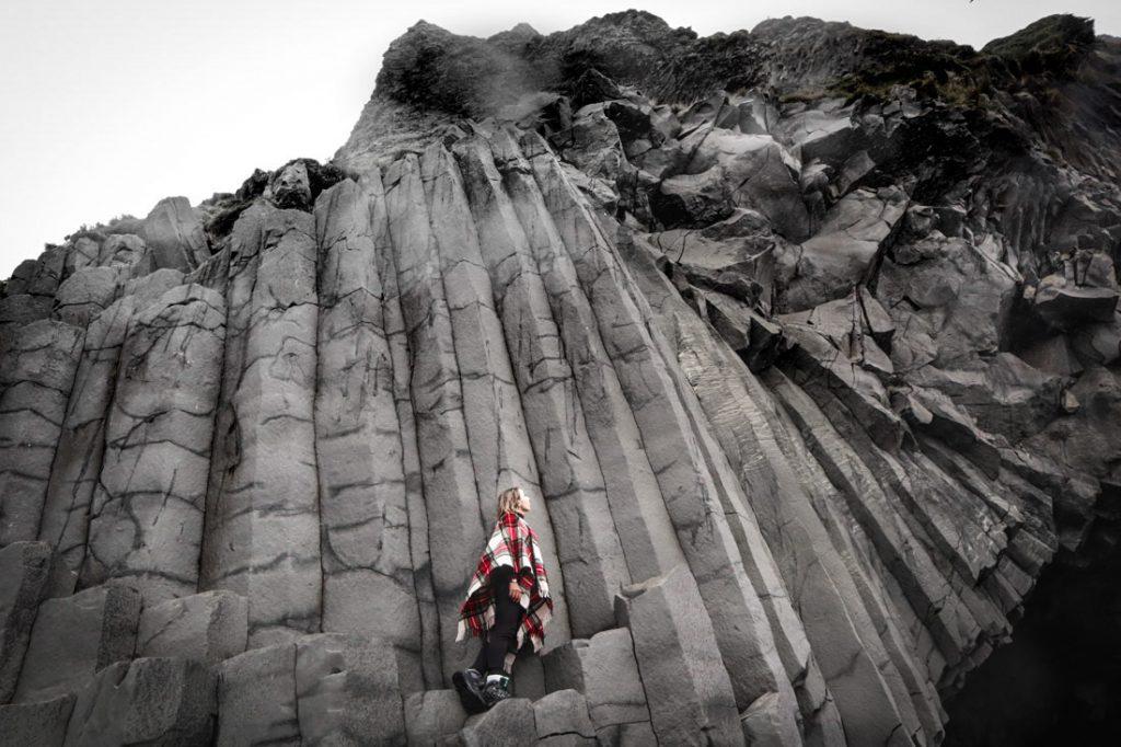 Reynisfjara Icelands Black Stack