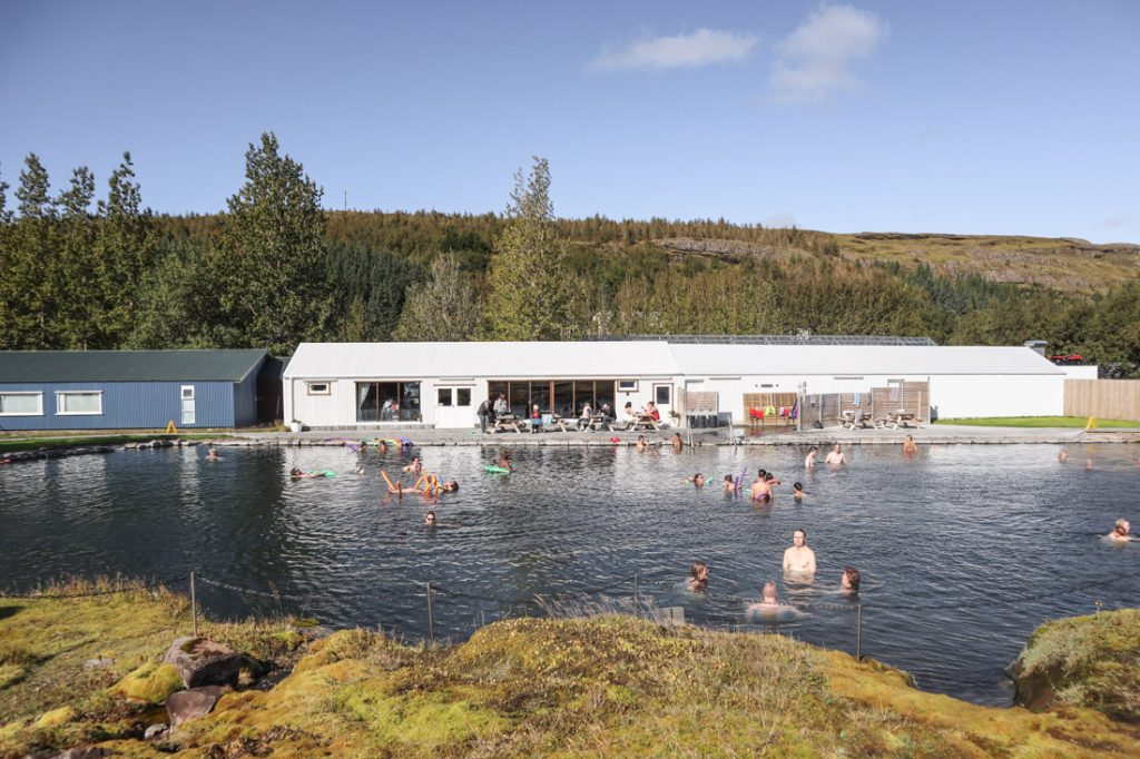 Secret Lagoon Iceland Hot Spring