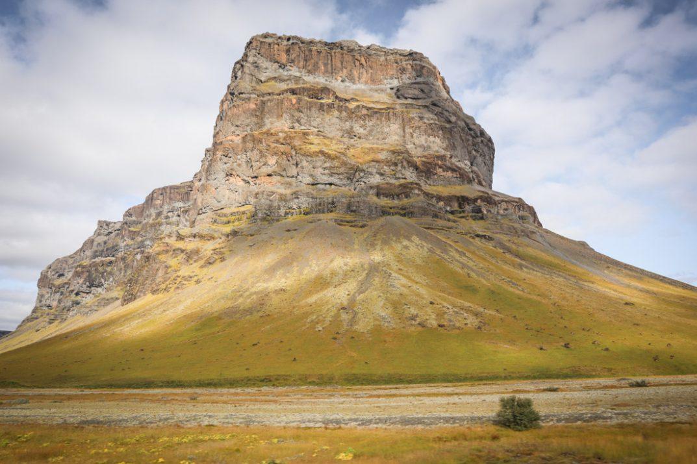 South Iceland Landscape