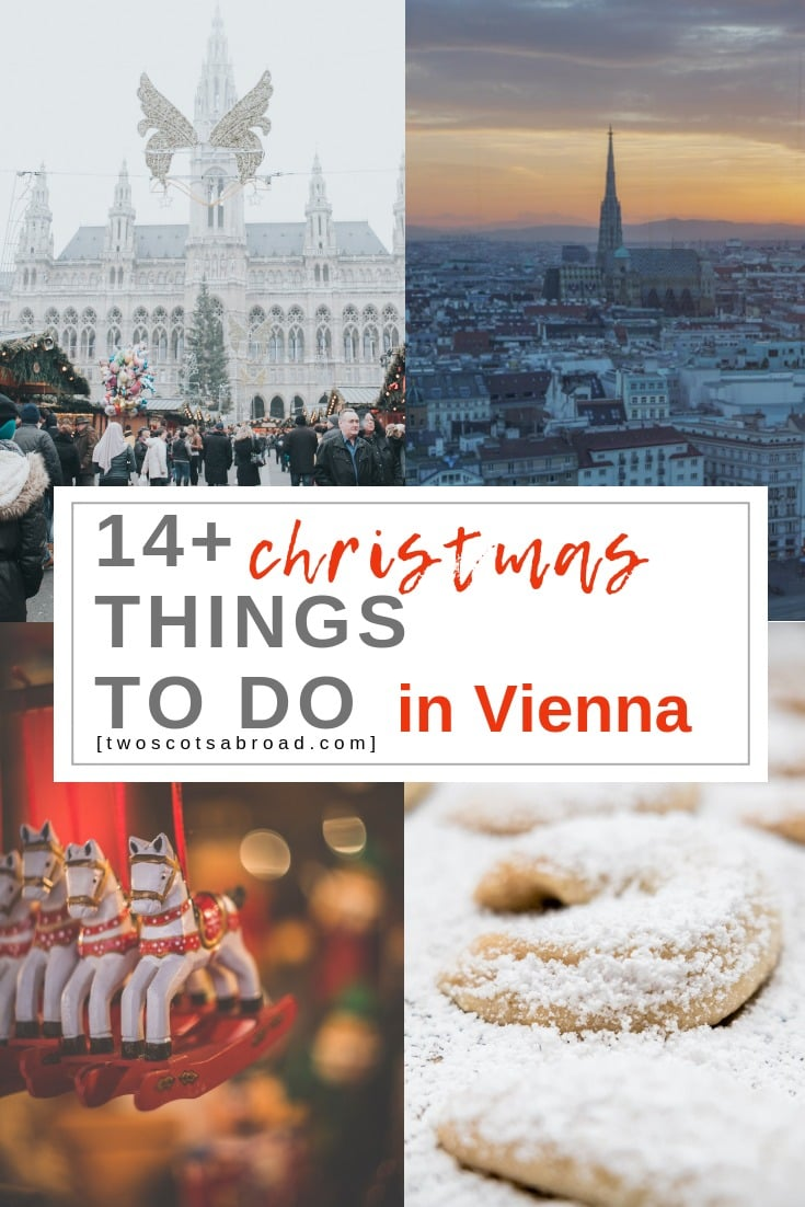 Vienna in December: 14+ Festive Things to Do at Christmas