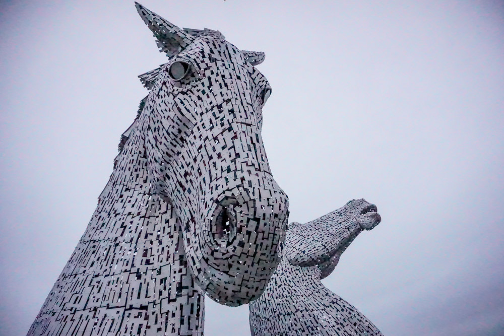 Scotland kelpies Falkirk