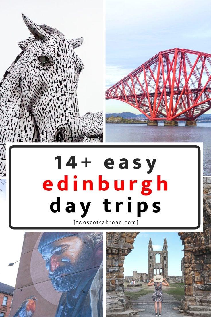 Edinburgh day trips | Day trips from Edinburgh | Edinburgh day tours | Scotland Kelpies | St Andrews | Rosslyn Chapel | Stirling | Glasgow | St Andrews | Whisky | Scotland Castles | Scotland Itinerary | Scotland Bucket list | Plan Your Scotland Travel