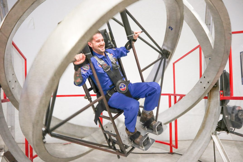 Train Like an Astronaut at NASA Space Camp, Alabama