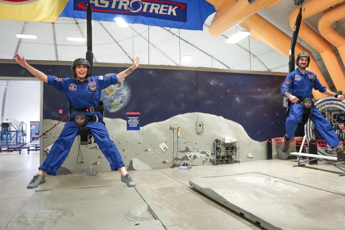 Moonwalk Space Camp Alabama