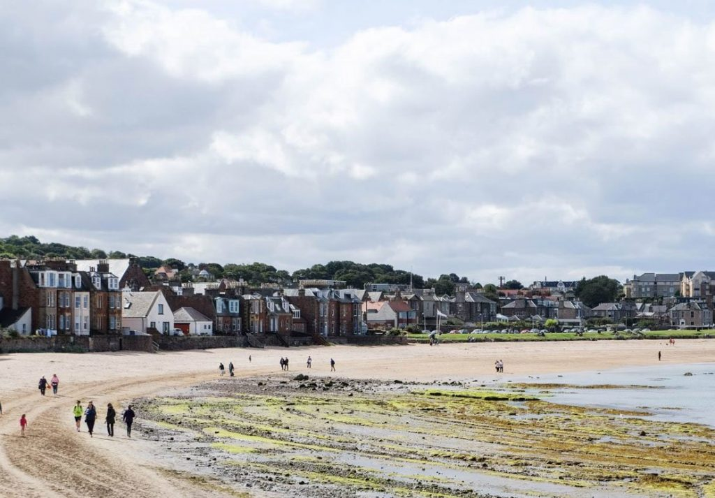 North Berwick Day Trip