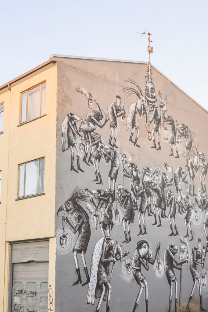 Street Art Iceland