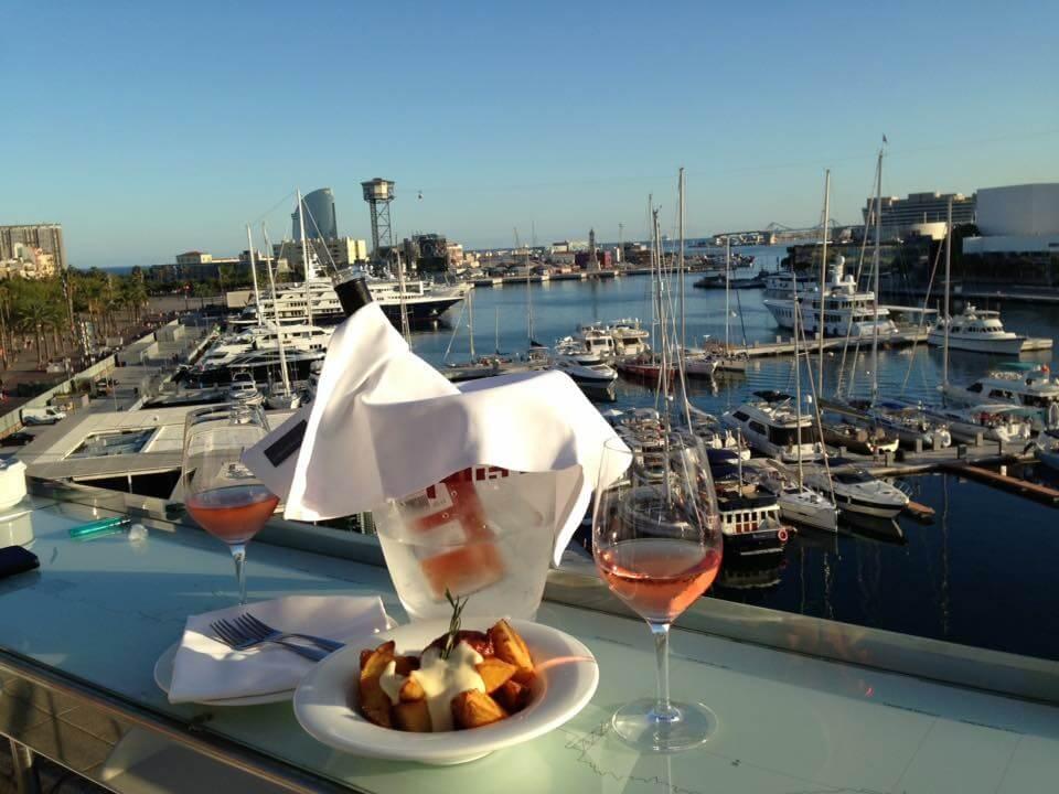 1881 per Sagardi Barcelona Restaurant Viewpoint