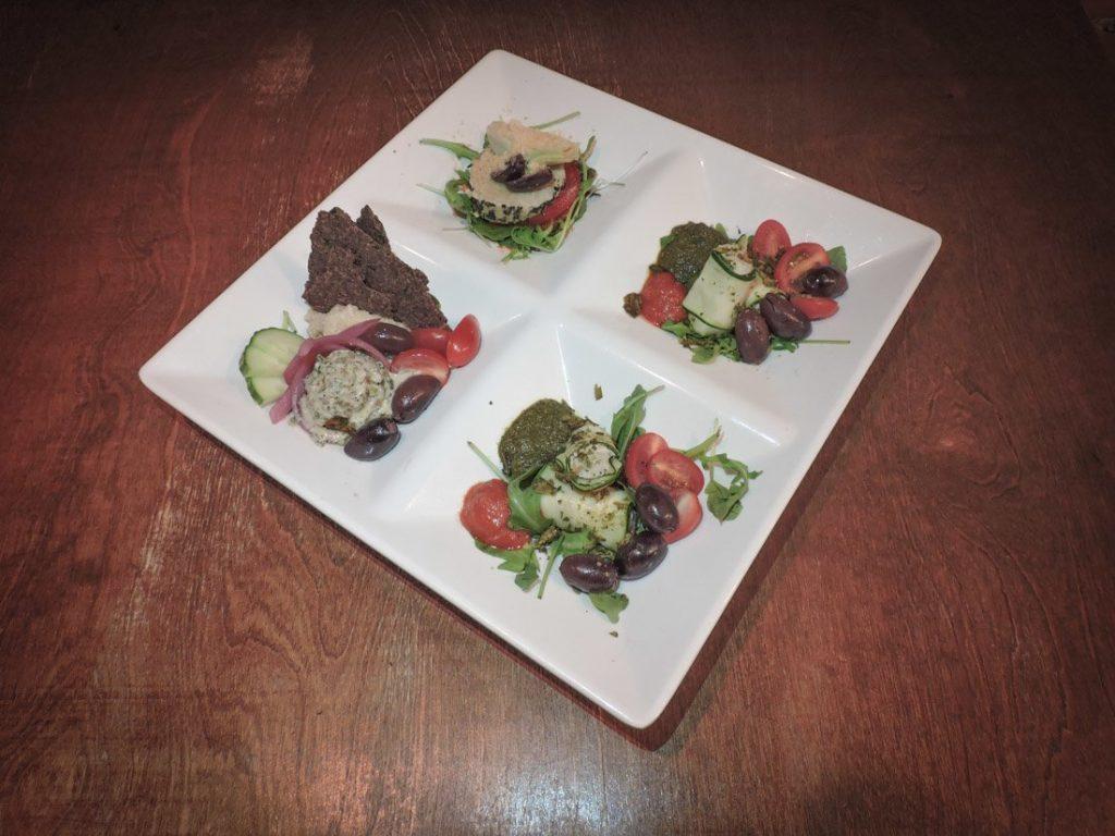 Live Organic Food Bar Annex Toronto