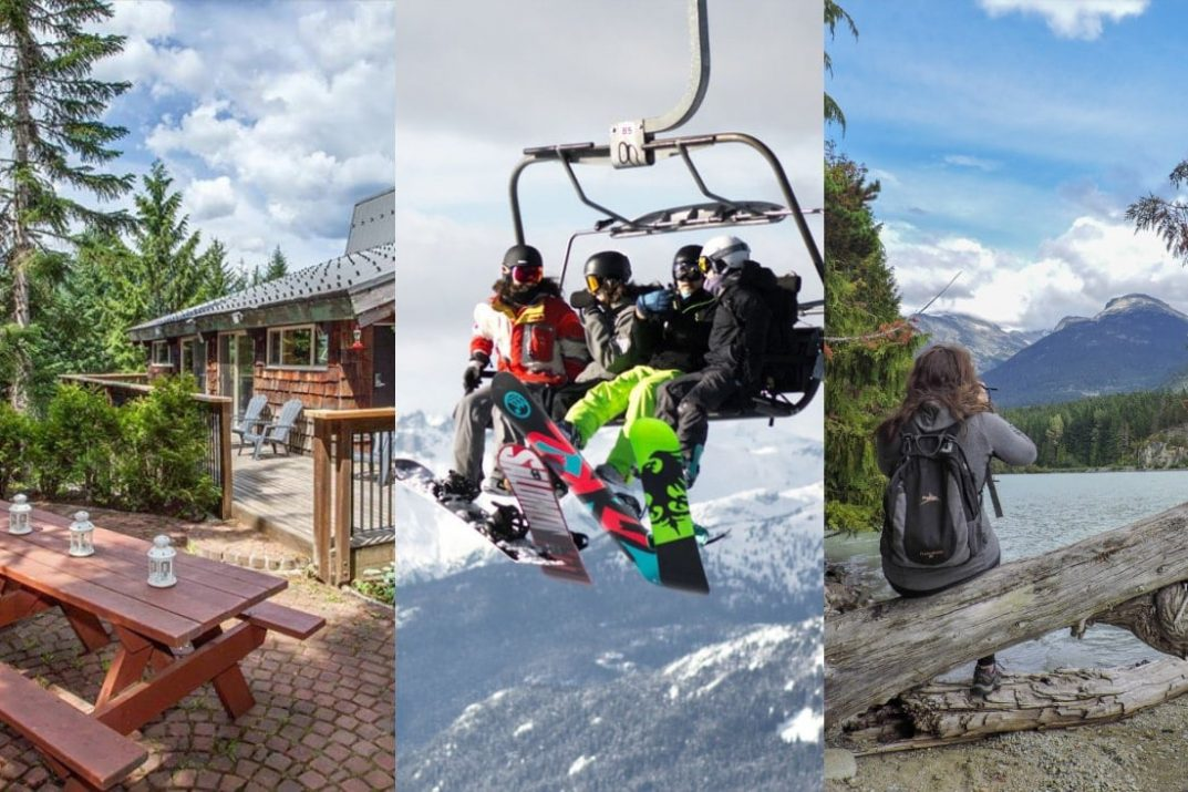 Hostels in Whistler, Canada