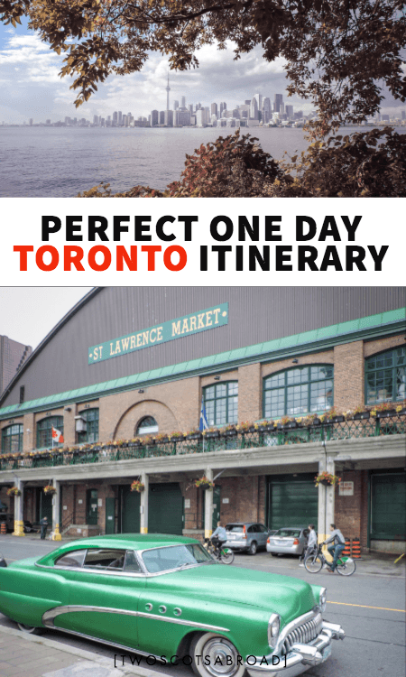 How to spend 1 day in Toronto | best things to do in Toronto in 1 day | what to do in Toronto | Toronto itinerary for 1 day | Toronto travel tips