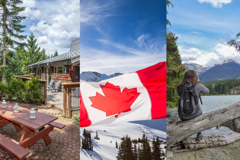Where to stay in Whislter Canada