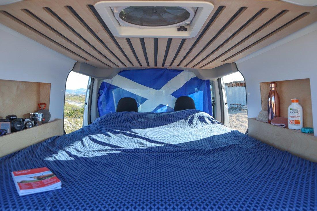 Camper Van in Texas