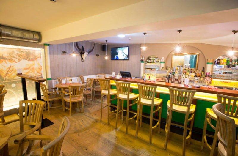A&T Holiday Hostel Bar