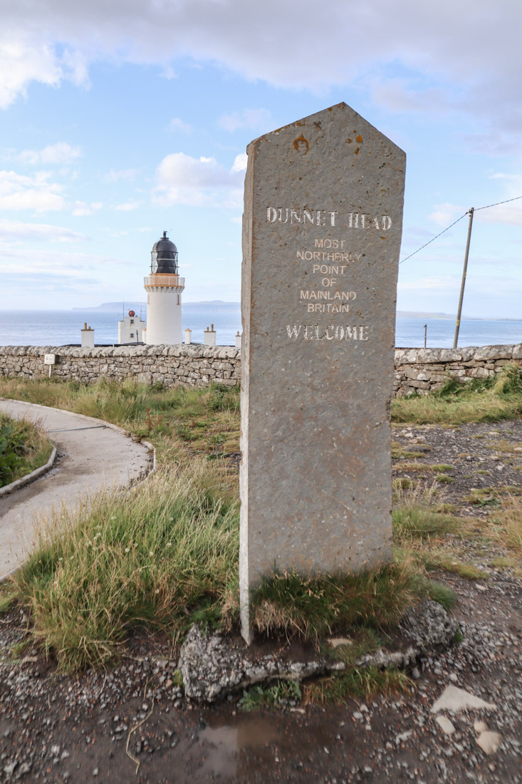 Dunnet Head North Coast 500 Scotland_