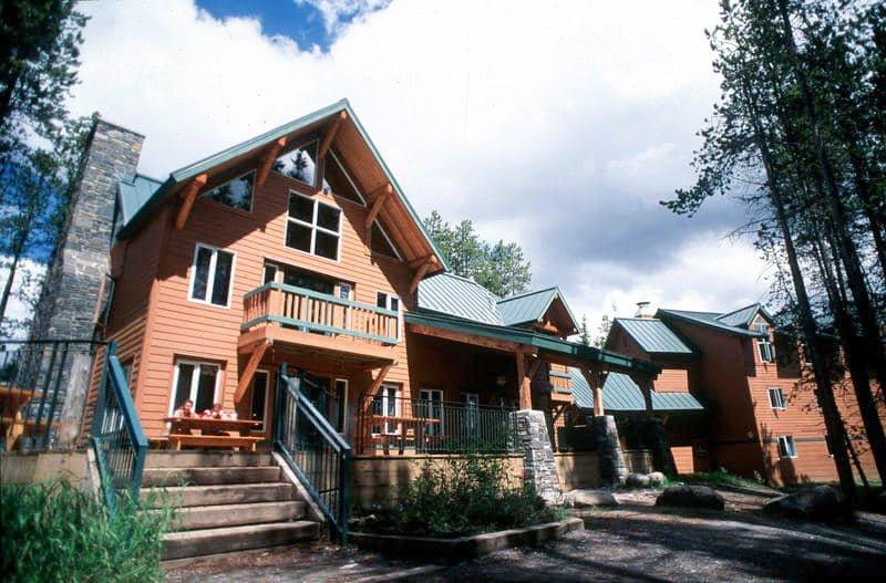 HI Lake Louise Banff