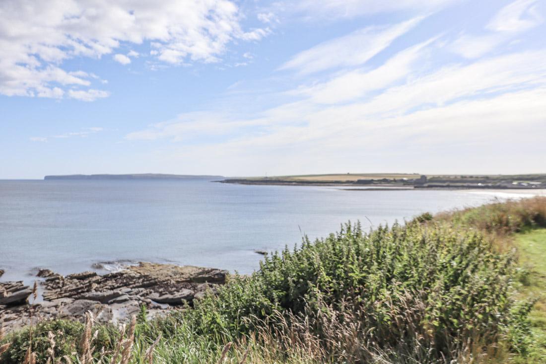 Thurso Campsite Orkney Window North Coast 500 Scotland_