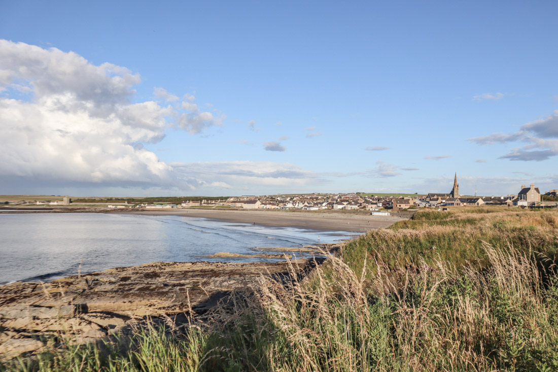 Thurso North Coast 500 Scotland_