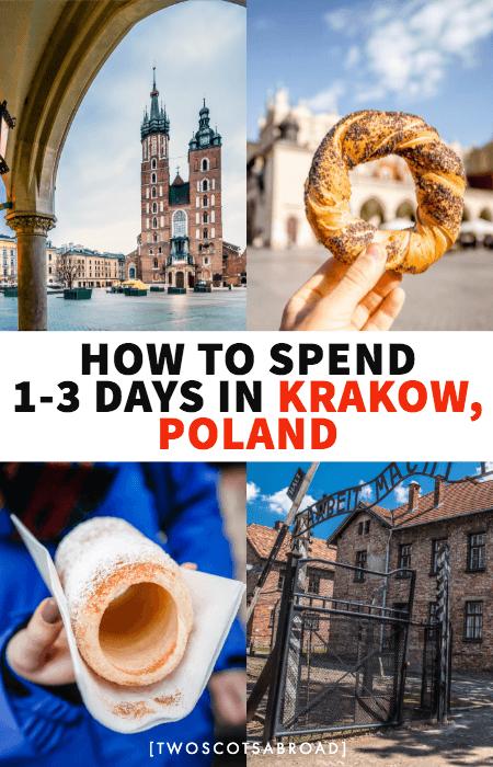 Krakow itinerary, 1-3 days in Krakow itinerary, Krakow, Poland Vacation, Krakow things to do, How to spend 3 days in Krakow, the perfect 3 day Krakow itinerary, best things to do in Krakow in 3 days, Krakow travel tips, how to plan your Krakow itinerary in 3 days, How to visit Krakow on a budget, Cheap Krakow tips, Krakow food, Auschwitz, Krakow Salt Mines, Krakow hotels, Krakow nightlife
