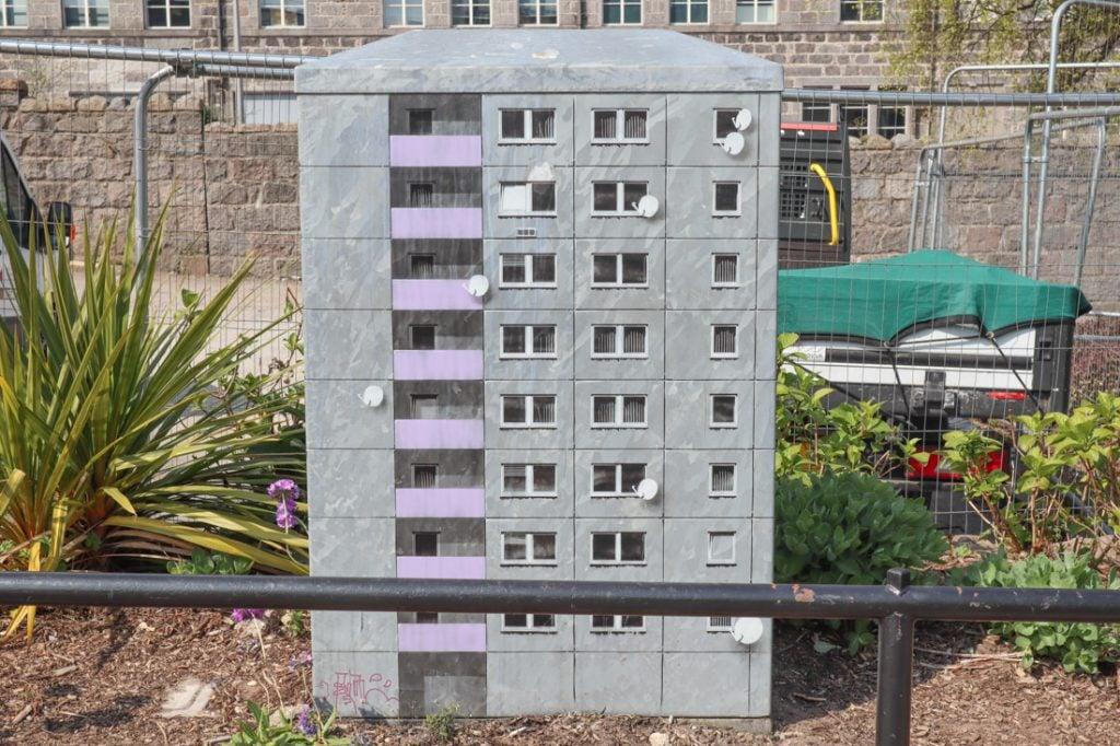 Evol Houses Nuart in Aberdeen