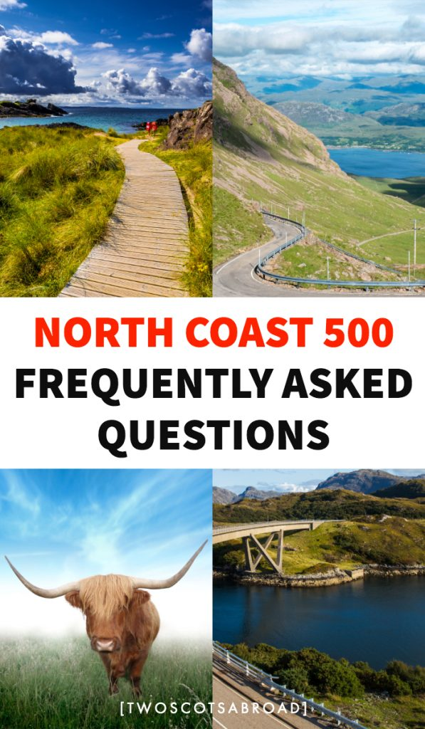 North Coast 500 Map NC500 route Scotland | Scotland's North Coast 500 Itinerary | NC500 Guide | NC500 itinerary North coast 500 | North Coast 500 Scotland | North Coast 500 map | North Coast 500 scotland road trips | Scottish Highlands | Road trips | North Coast 500 tips | North Coast 500 travel | nc500 Scotland | nc500 road trips | nc500 route | nc500 beautiful | nc500 accommodation | Abandoned castles Scotland | Small town travel