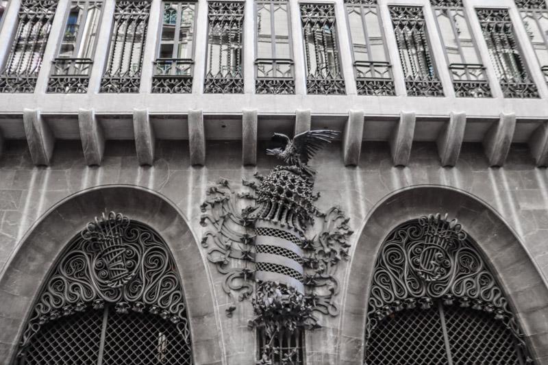 Güell Palace Barcelona_