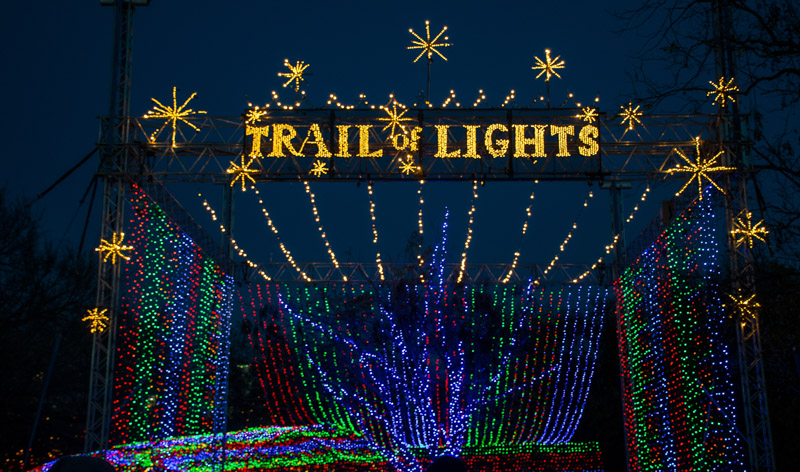 Austin Christmas Trail of Lights