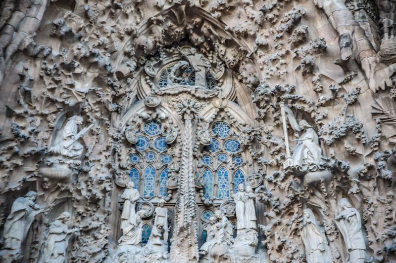 La Sagrada Familia Religious Artwork