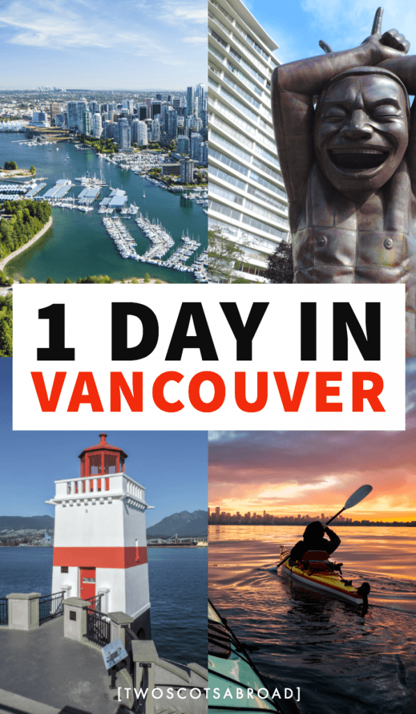 How to spend 1 day in Vancouver, best things to do in Vancouver in 1 day, what to do in Vancouver, Vancouver itinerary for 1 day, Vancouver travel tips, Vancouver city, Vancouver photography, Stanley Park, Vancouver eats, Grouse Mountain, Suspension Bridge, Chinatown, British Columbia, Vancouver, Canada, Unique things to do in Vancouver, Canada, Vancouver food, Downtown