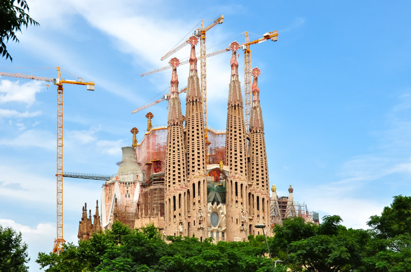 How to buy Sagrada Familia tickets