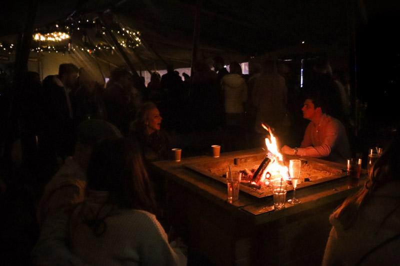 Waverley Festival Village Edinburgh