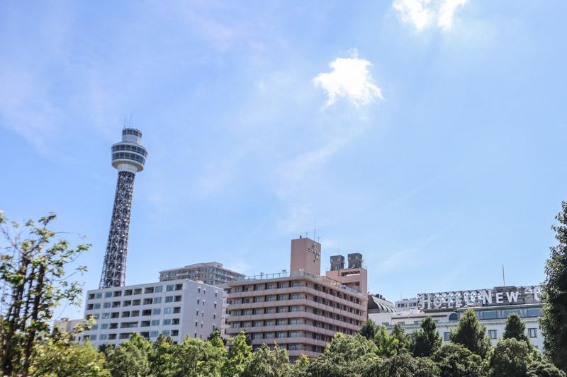 Yokohama Landmark Tower and Sky Garden