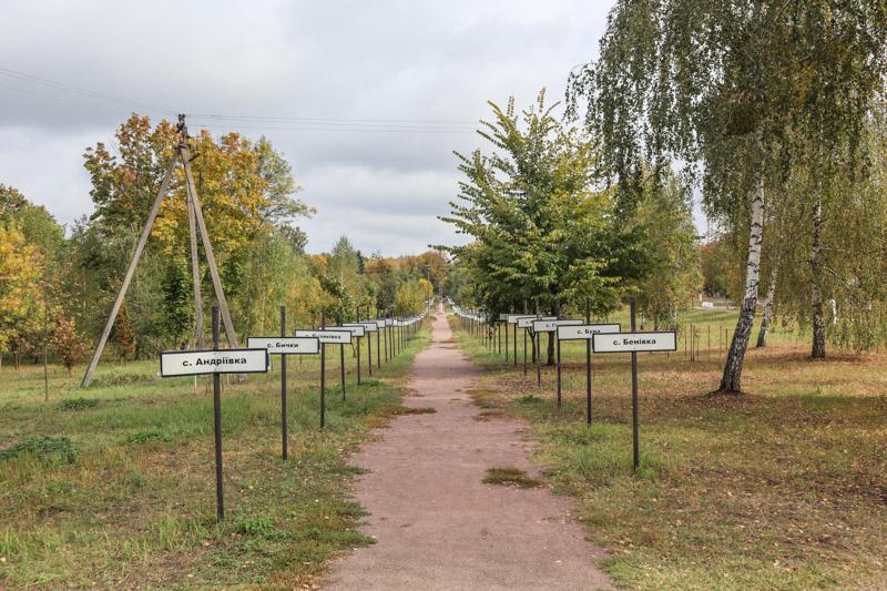 Chernobyl Signs