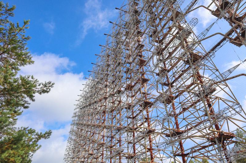 Duga Radar Chernobyl