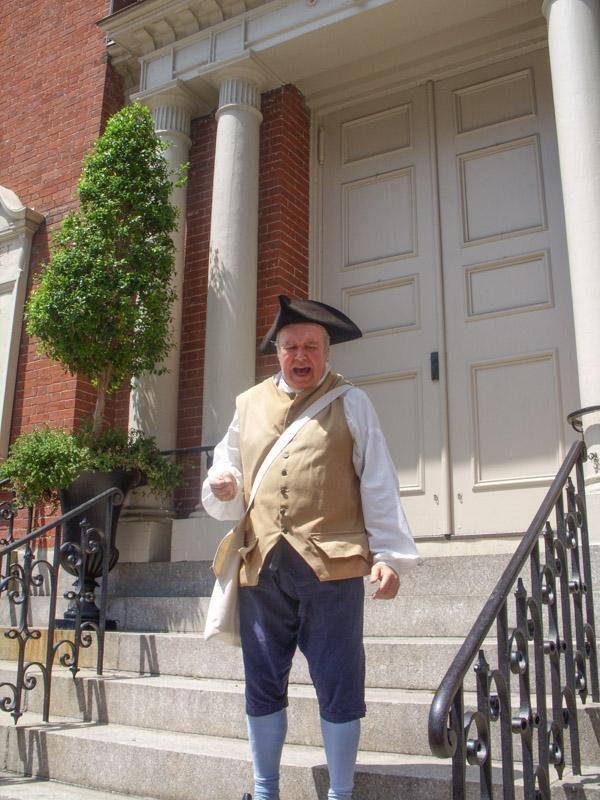 Freedom Trail Walking Tour Boston