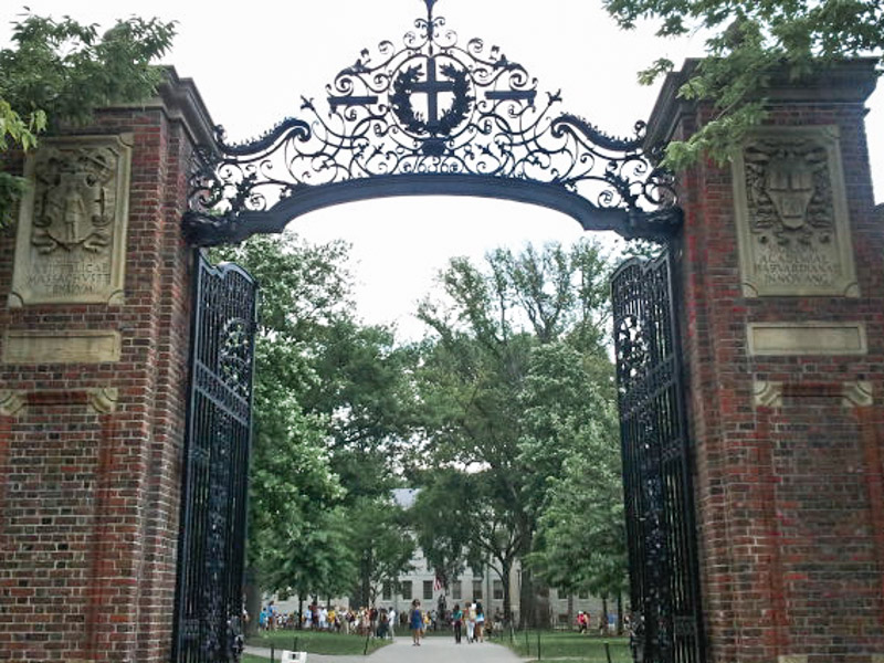 Harvard Gates Boston