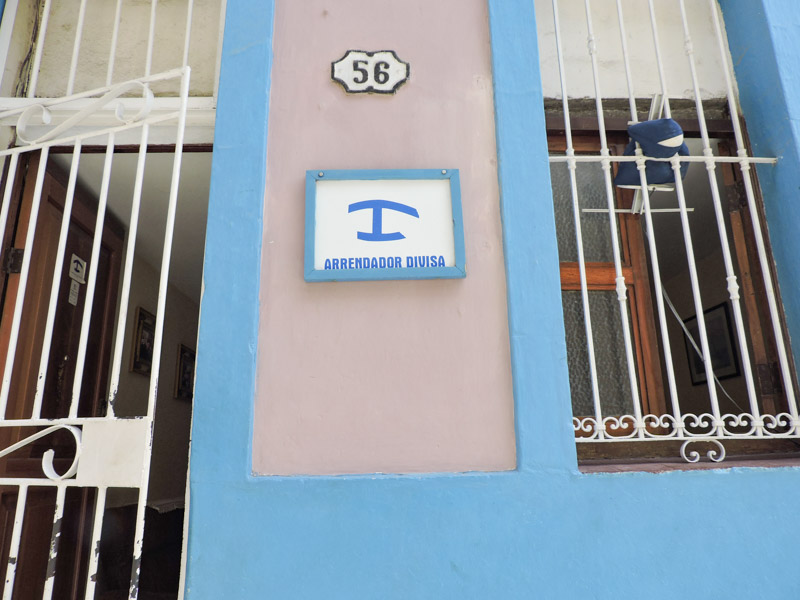 Casa Symbol in Havana