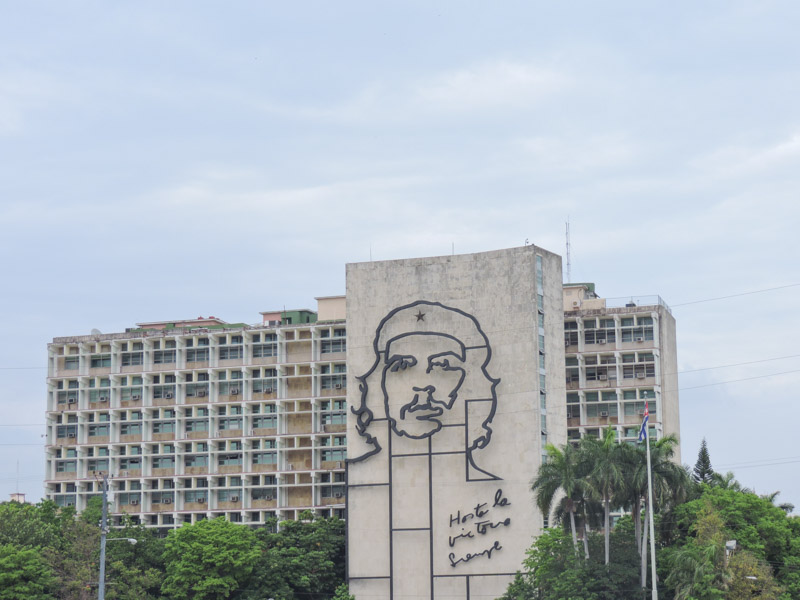 Revolution Square Che