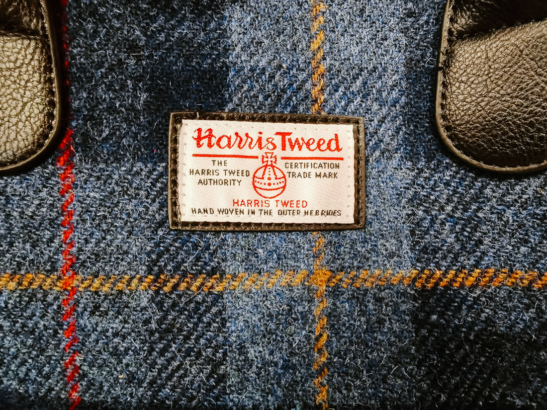 Harris Tweed Scotland_