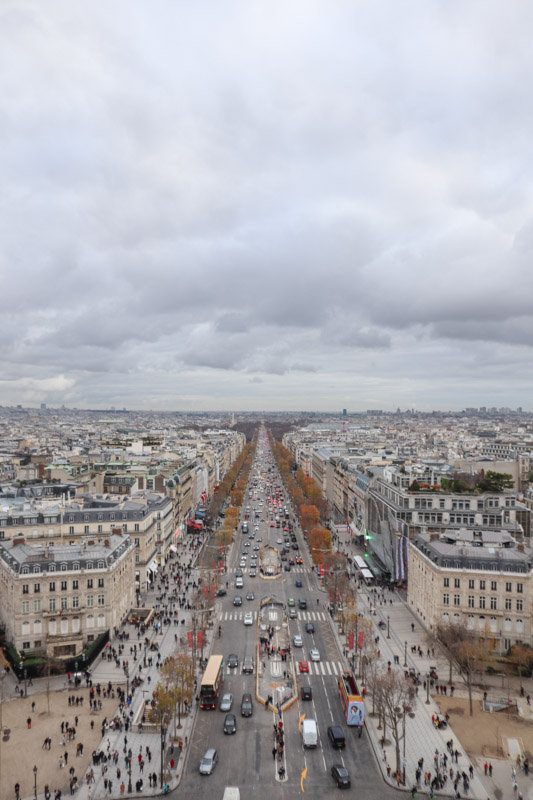 Arch de Triumph Views