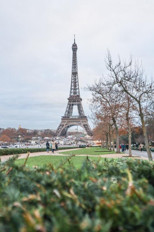 Eiffel Trocadero Paris_