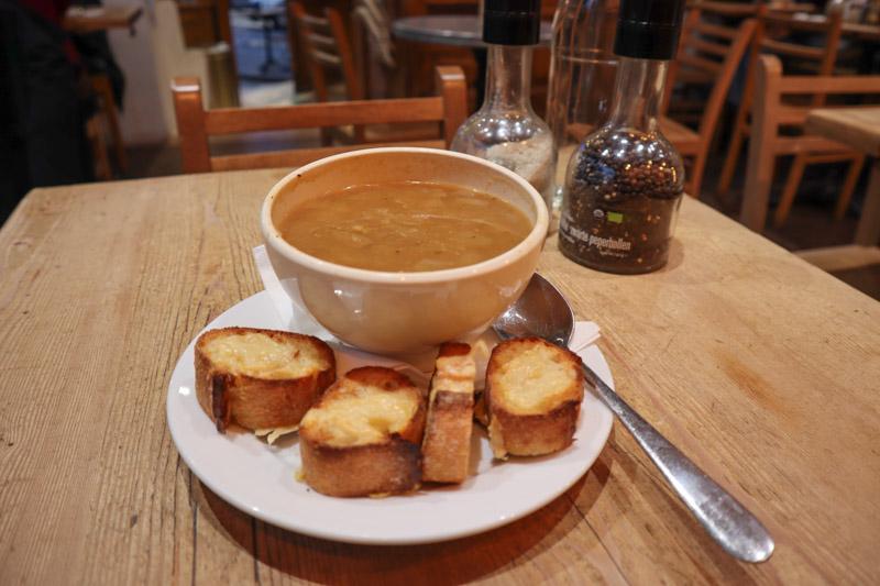 French Onion Soup Bowl Paris