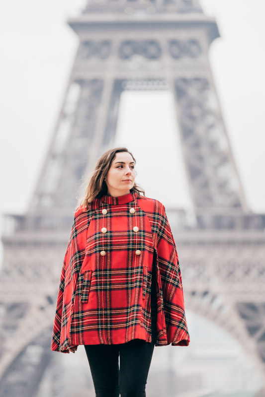 Gemma tartan Eiffel Tower_