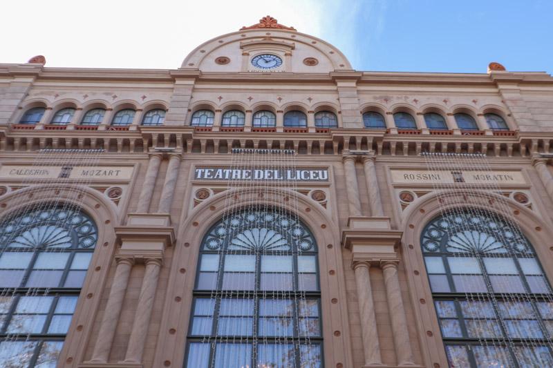 Gran Teatre del Liceu Barcelona_