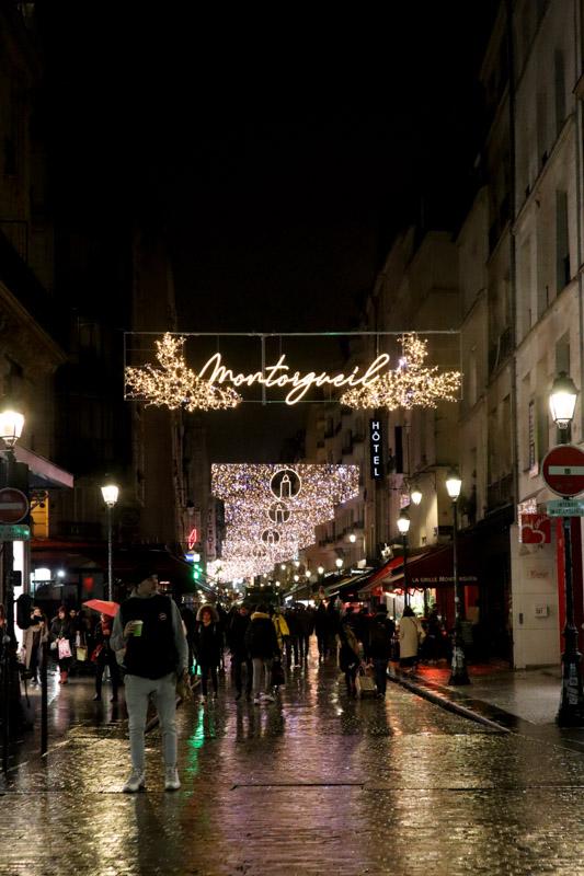 Montorgueil Paris
