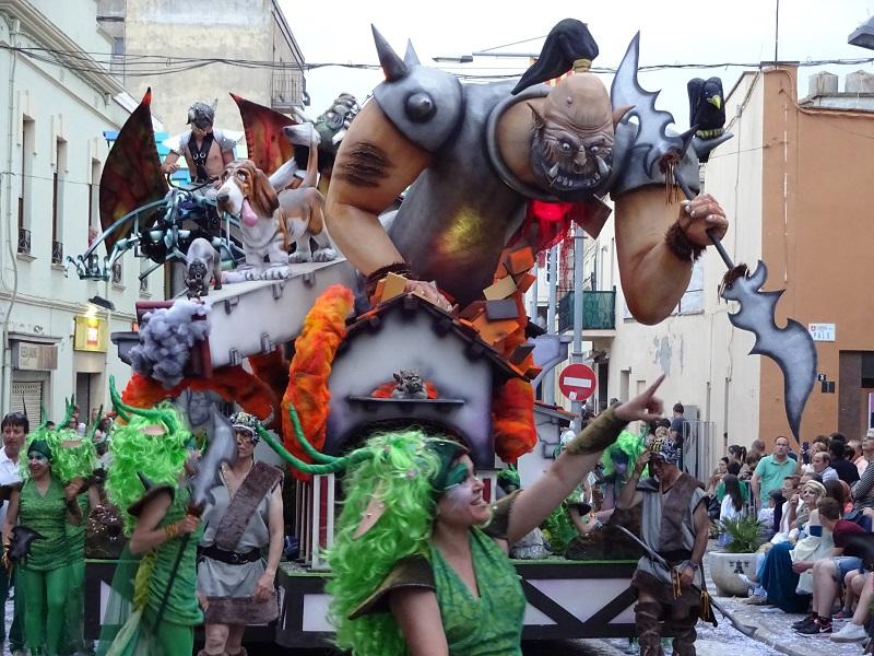 Palafrugell carnival